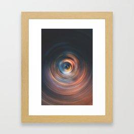 Sphere of Light Framed Art Print