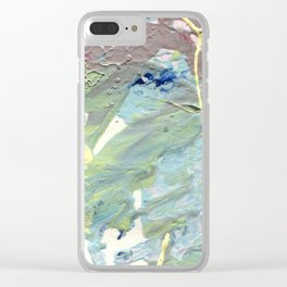 Colors#2 Clear iPhone Case