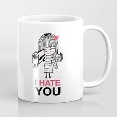 I Hate You / Gun Mug