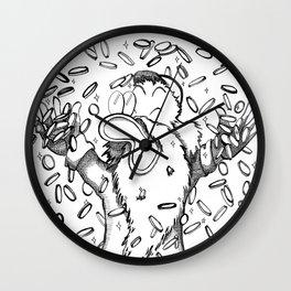 Scrooge McDuck Dynasty Wall Clock