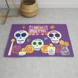 Dia de Muertos / Day of the Dead Rug