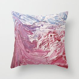 Inferno I Throw Pillow