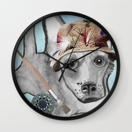 Bogey Wall Clock