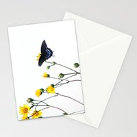 Butterfly Prairie Stationery Cards