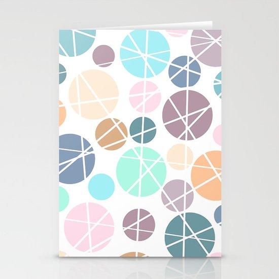 Blossom in Pink V Stationery Cards