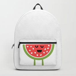 CHEERING HAPPY WATERMELON Backpack