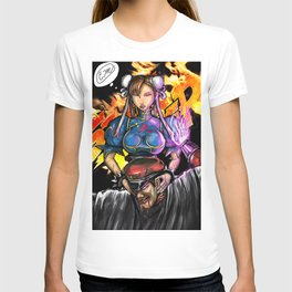 Shin Chung li T-shirt