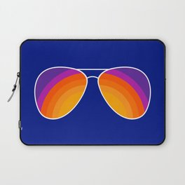Rainbow Shades Laptop Sleeve