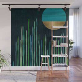 Emerald Dreams Wall Mural