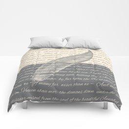 ANNABEL LEE (Allan Poe) Comforters