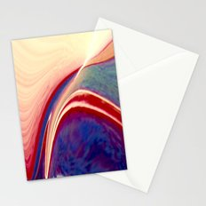 The Bent Earth Theory Stationery Cards