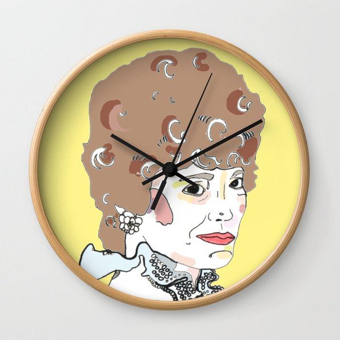 Blanche Wall Clock