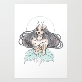 Inner Growth Art Print