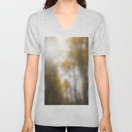 The forest blessed with rain Unisex V-Neck
