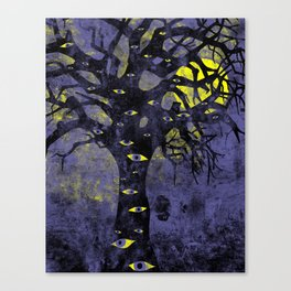 The Vision Tree Canvas Print