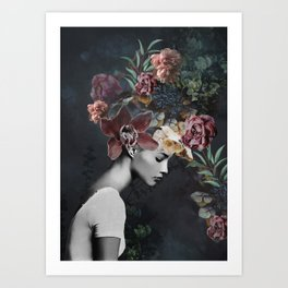 Bloom 10 Art Print