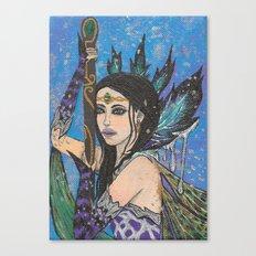 Royal Wings Canvas Print