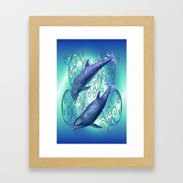 Harmony .. fantasy Framed Art Print