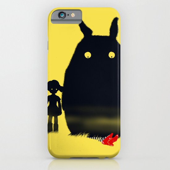 Something is Wrong iPhone & iPod Case