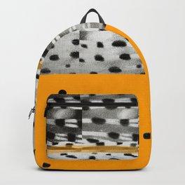 abstract circles I Backpack