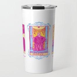 We Believe You - A Three Card Tarot Spread Travel Mug