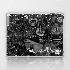 vacaciones Laptop & iPad Skin