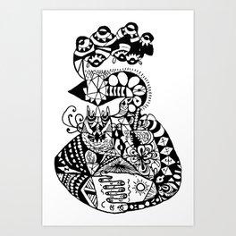 Graviola IV Art Print