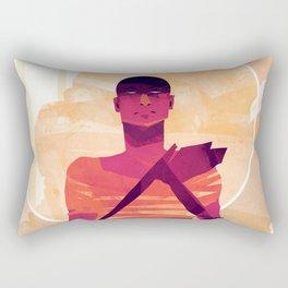 Furiosa is Furious Rectangular Pillow