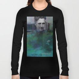 George Orwell Long Sleeve T-shirt