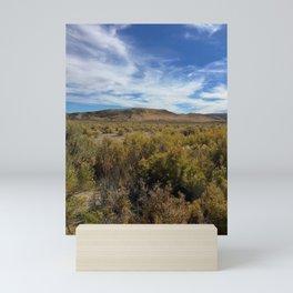 High Desert Sage Mini Art Print