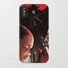 V (For Vendetta) Slim Case iPhone X