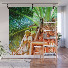 Stay High And Fresh Wall Mural