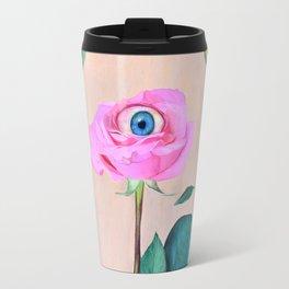 Beauty is in the Eye Travel Mug