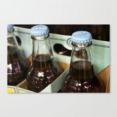Cream Soda Canvas Print