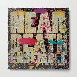 The Near Death Ensemble: the album Metal Print