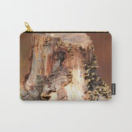Devil's Tower in Nature Carry-All Pouch