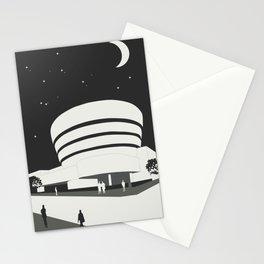 Frank Lloyd Wright, Solomon R. Guggenheim Museum Stationery Cards