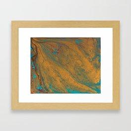 All That Glitters Framed Art Print