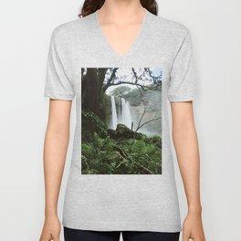 Wailua Falls Unisex V-Neck