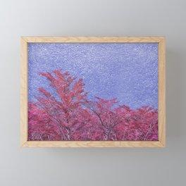 Fantasy Landscape Theme Poster Framed Mini Art Print