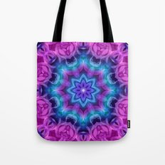 Floral Abstract G269 Tote Bag