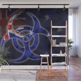 Biohazard Australia, Biohazard from Australia, Australia Quarantine Wall Mural