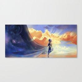 Make it okay Canvas Print
