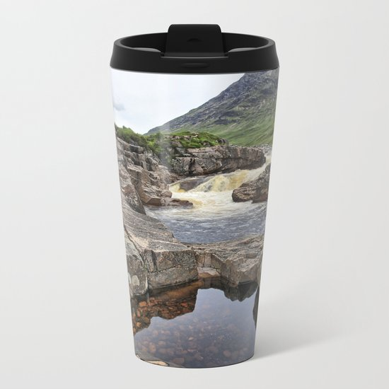 Glen Etive II Metal Travel Mug