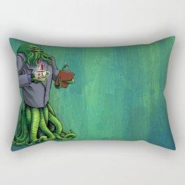 Boss Monster Rectangular Pillow