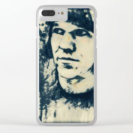 Smith Baby Britain Waltz Clear iPhone Case