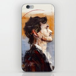 Senza denti iPhone Skin