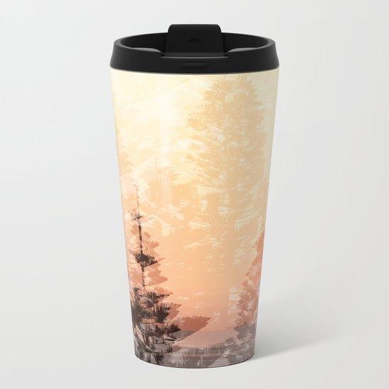 Breathe Metal Travel Mug