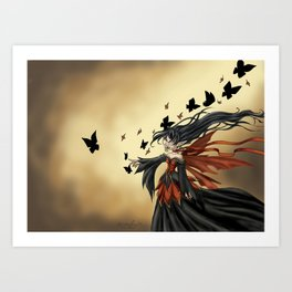 Innocence Lost Art Print