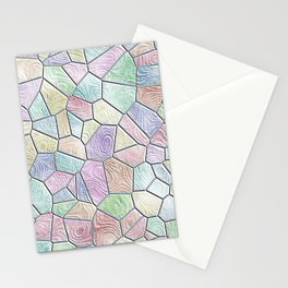 Mosaic LORA,candy Stationery Cards